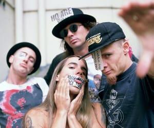 90's, anthony kiedis, and cap image