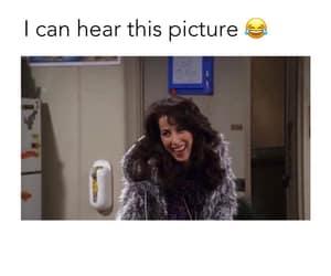 funny, ha ha, and janice image