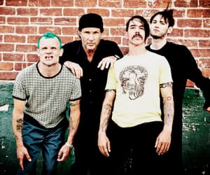 anthony kiedis, chad smith, and lovely image