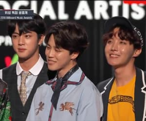 awards, billboard, and jin image