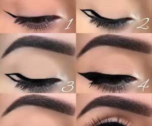 beauty, make-up, and style image