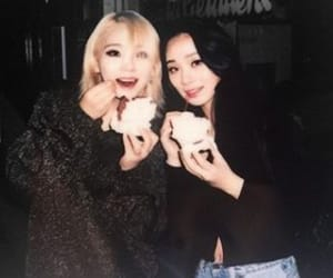 CL, korean, and sisters image