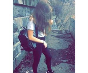 girl and ﺭﻣﺰﻳﺎﺕ image