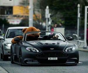 car, luxury, and teddy image