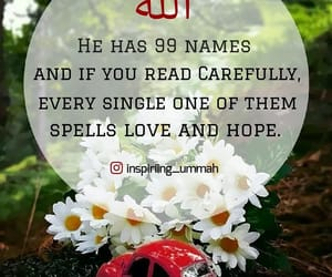allah, beautiful, and happiness image