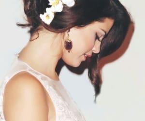 beautiful, wedding, and girl image