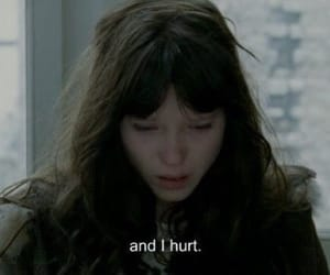 hurt, girl, and quotes image
