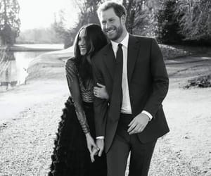 prince harry, meghan markle, and couple image