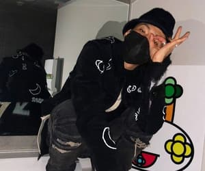 asian, rapper, and loopy image