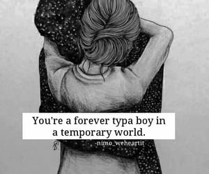 forever, hug, and quotes image