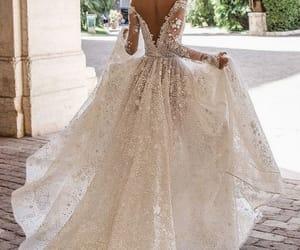 beautiful, dress, and style image