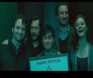 harrypotter, lily, and behindthescenes image