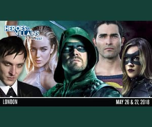 Black Canary, clark kent, and superman image