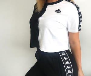 clothes, fashion, and kappa image