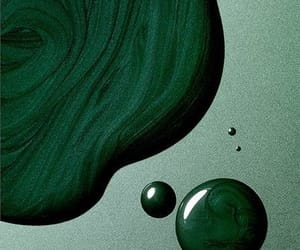 green, aesthetic, and paint image
