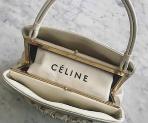 fashion, look, and céline image