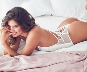angel, model, and sara sampaio image