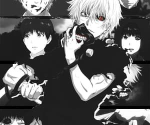 gif, kaneki, and tokyo ghoul image