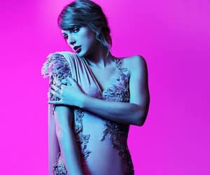billboard, red, and Taylor Swift image