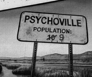 Psycho, grunge, and psychoville image