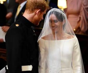 royal, wedding, and meghan image