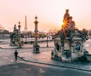 travel, beautiful, and paris image
