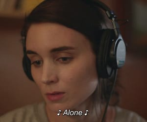 alone, movie, and quote image