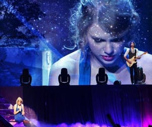 Taylor Swift, concert, and dear john image