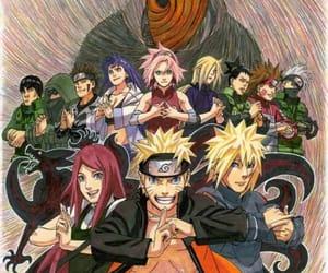 anime, manga, and naruto uzumaki image
