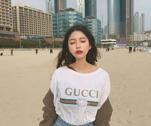 aesthetic, asia, and beach image