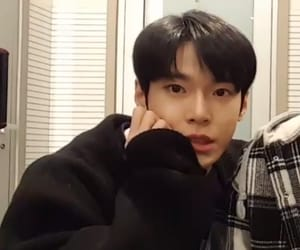 doyoung, nct, and low quality image