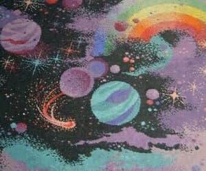 art and rainbow image