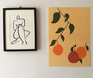 art, painting, and FRUiTS image