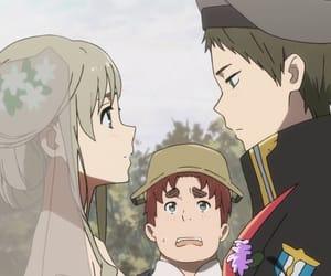 anime, asian, and mitsuru image