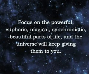 life, quotes, and universe image