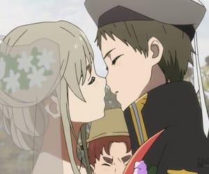 anime, kokoro, and mitsuru image