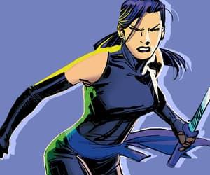 comic, Q, and Marvel image