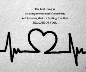heart and heartbeat image