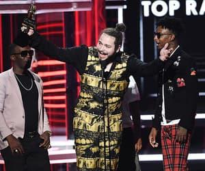 music, billboard awards, and post malone image