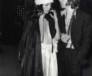 mick jagger and bianca jagger image