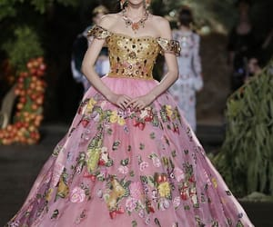dress, fashion, and Dolce & Gabbana image