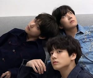 v, tae, and bf image