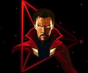 Marvel, stephen strange, and dr strange image