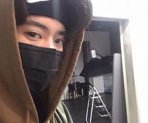 asian, hoodie, and ulzzang image