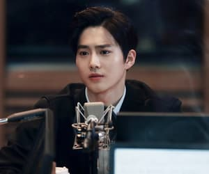 exo, junmyeon, and suho image