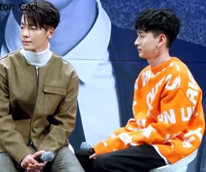 couple, kpop, and leedonghae image