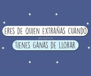 frases and extrañar image
