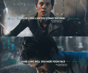 maze runner, dylan obrien, and death cure image