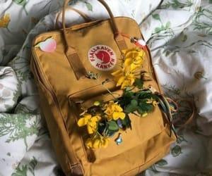 aesthetic, bag, and fjallraven kanken image