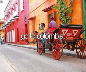colombia, dreams, and goals image